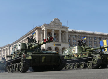 8. Нова стратегія миру та безпеки: зміцнення української армії