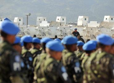 7. Нова стратегія миру та безпеки: миротворці на Донбасі