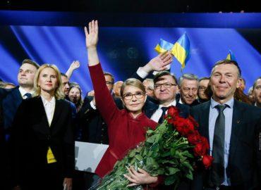 Команда Воєнного кабінету підтримала кандидата в Президенти України Юлію Тимошенко