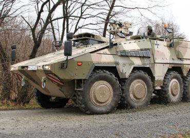 Надмірні сили НАТО: Модернізація бронетехніки