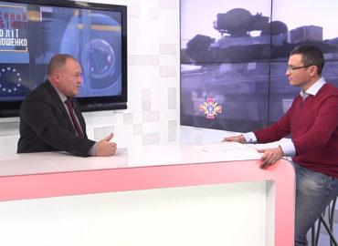 Вийшла нова програма «Воєнний кабінет Юлії Тимошенко» 21.02.2019