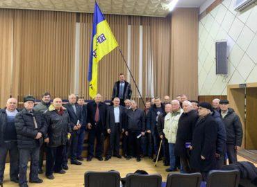 У Вінниці відбулась зустріч представників Воєнного кабінету Юлії Тимошенко з ветеранами силових структур