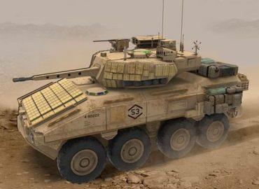 SAIC побудує для морпіхів «F-35 на колесах»