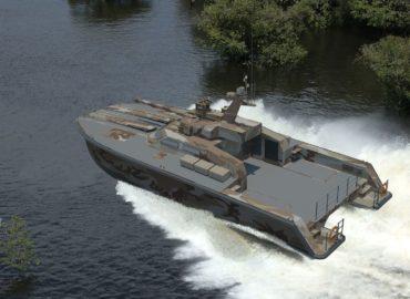 Індонезія будує «танк-бронекатер