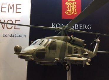 MH-60 «зафрендили» з NSM