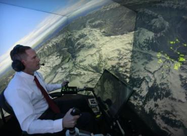 Комп'ютер замінить пілотів в «догфайте»