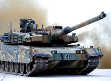 Корейці відновили виробництво танків K2