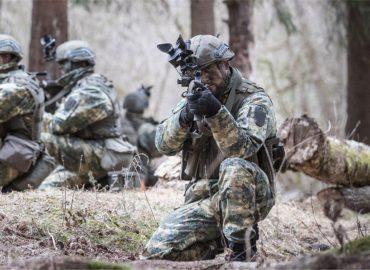 Австрійська армія змінює камуфляж