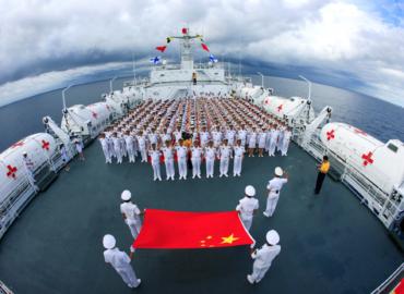 Китай обігнав США за кількістю бойових кораблів
