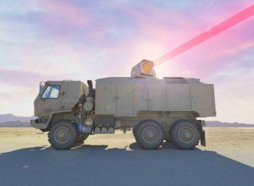 Американська армія обрала розробників бойового лазера