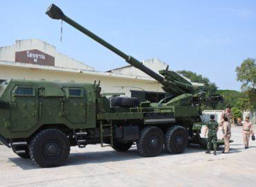 Ізраїль змінює М109 на ATMOS