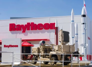 Raytheon об'єднується з United Technologies Cooperation