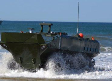 BAE Systems розробить нові варіанти ACV