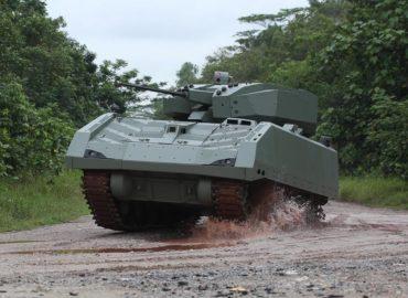 Сінгапурська армія отримала «Мисливців»