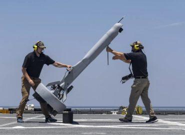 Американський флот випробовує нові безпілотники