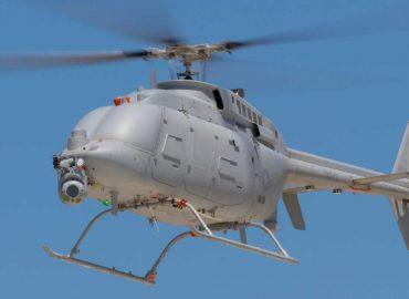 Вертоліт-безпілотник заступив на бойове чергування