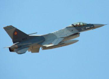 Румунія отримає п'ять F-16