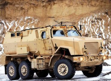 Єгипет запросив нову партію американських MRAP