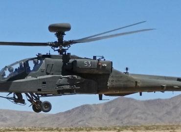 Apache Guardian в Індії