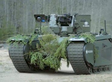 Естонія очолила розробку європейських бойових роботів