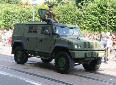Армія Нідерландів змінює Mercedes на IVECO
