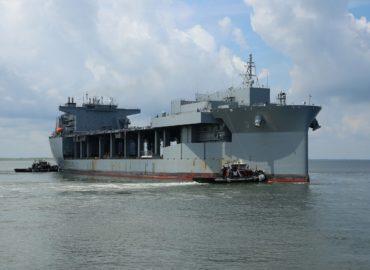 Американський флот поповниться новими гігантами