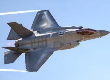 F-35 — літаючий радар ППО