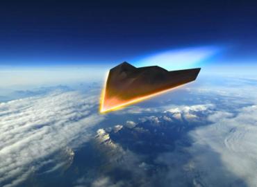 Raytheon підкорює гіперзвук