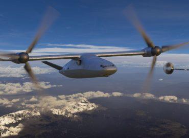 V-247 Vigilant: безпілотний конвертоплан для морпіхів