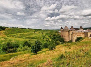 Хотинська фортеця — замок з великою історією