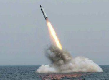 Підводний «привіт» з Північної Кореї