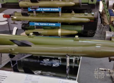 РК-10: ракета на всі випадки життя