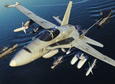 ВМС США розпрощалися з Hornet