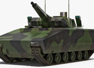 Lynx: з БМП в безпілотні танки