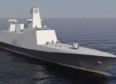 Nilgiri — індійський стелс-фрегат нового типу