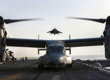 Конвертоплани Osprey налітали 500 000 годин