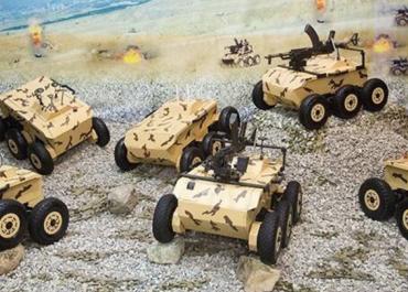 Heidar-1: іранські бойові «жуки»