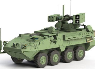 Stryker A1: нове покоління американських бронетранспортерів