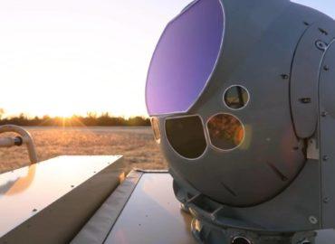 «Лазерний баггі» знищує дрони