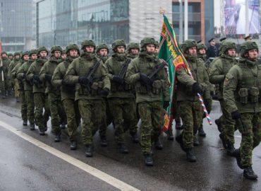 Литва збільшує армію на чверть