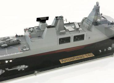 Британці будують нові фрегати