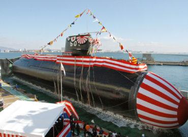 Toryu: підводний човен на «літієвих батареях»
