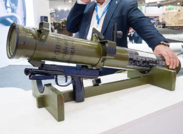 Українська армія озброюється вогнеметами