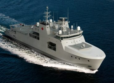 Margaret Brooke: ще один патрульний для канадських ВМС