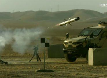 Німеччина купує ізраїльські ракети