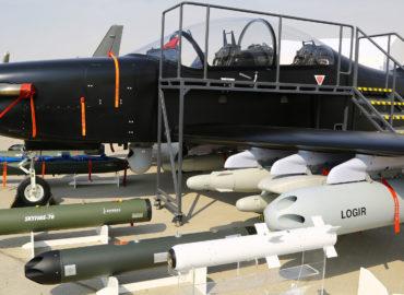 B-250: перший успіх військового авіабудування ОАЕ