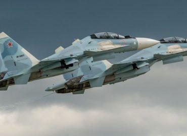 Су-30СМ прибули до Білорусі