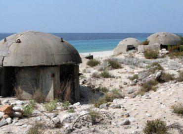 173 371 бункер Албанії