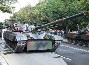Т-72М1: польська модифікація
