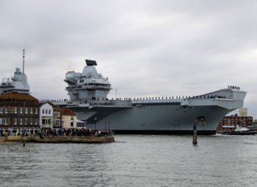 Великобританія озброїлася другим авіаносцем